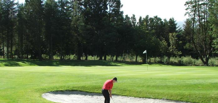 Pines 15th - 306 Yard - Par 4